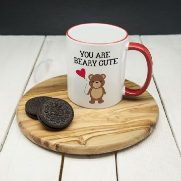 "You Are Beary Cute"" Mug (unpersonalised)"""